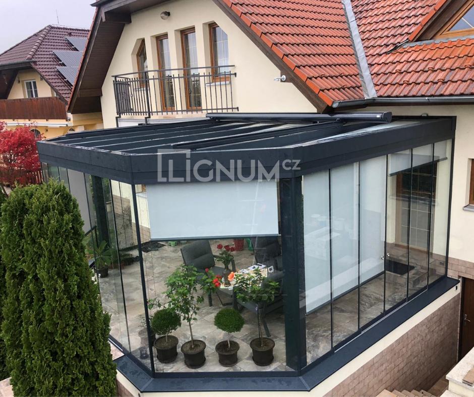 Veranda hliníkové zimní zahrady - Skutečný ráj pro vaše rostliny